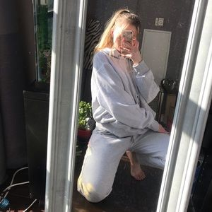 ASOS COLLUSION baggy tracksuit